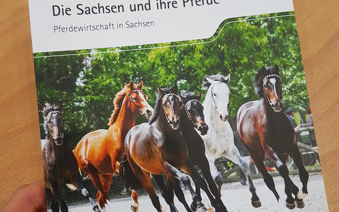 """Broschüre """"Die Sachsen und ihre Pferde"""" veröffentlicht"""