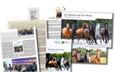 Erfolgreicher Abschluss des Projektes zur Entwicklung der sächsischen Pferdewirtschaft